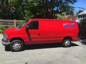 spectrum heating van